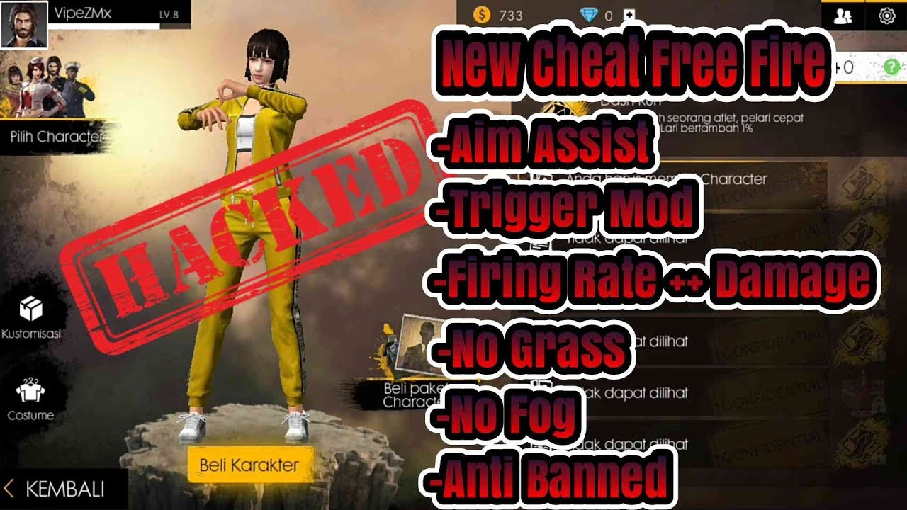 Free Fire Battleground Mod V1 11 2 Apk + Obb Data Android No Root