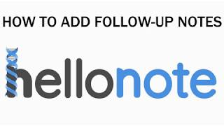 HelloNote EMR: How to add Daily, Progress, Re-evaluation, and Discharge Notes