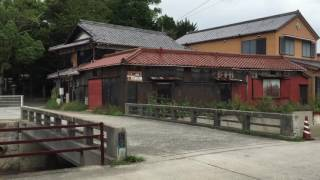 映画『学校の怪談4』⑨ロケ地巡り 愛知県南知多町 文房具屋(セキカワ文具店)