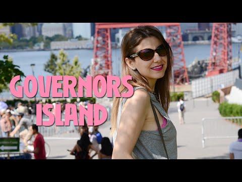 Conhecendo a Governors Island em Nova York