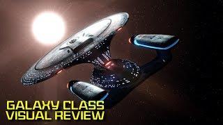 Visual Review | USS Enterprise D (Galaxy Class) | Star Trek Online