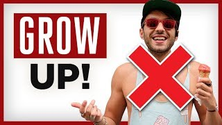 3 Marks of a REAL Man | It's Time To Grow Up, Gents!