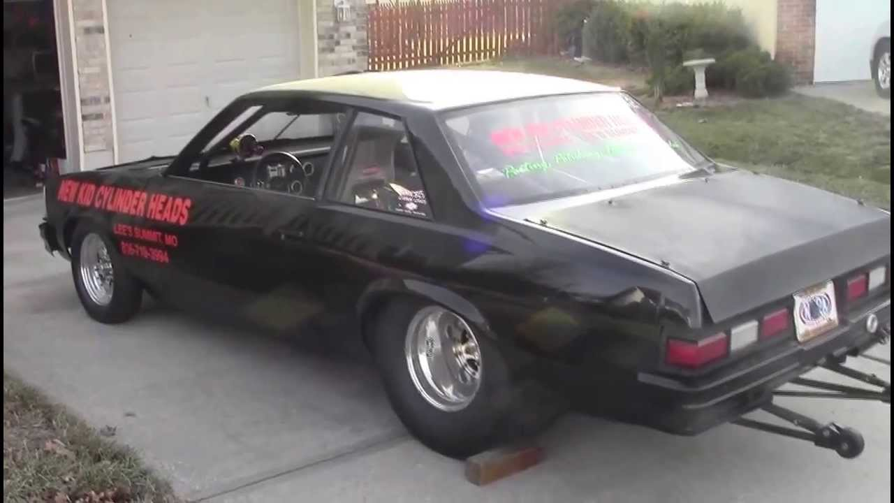 New Kid Malibu Drag Car Walk Around - YouTube