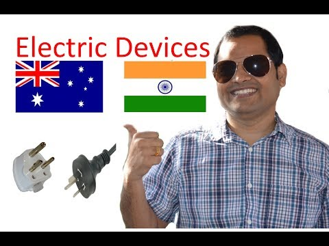 Travel Adaptor Plugs For India And Australia | Differences Between Electric Plugs And Sockets