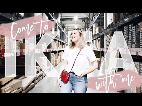 COME HOMEWARE SHOPPING WITH ME! IKEA & HOMESENSE | #ICOVETJUNE PART FOUR | I Covet Thee Vlog