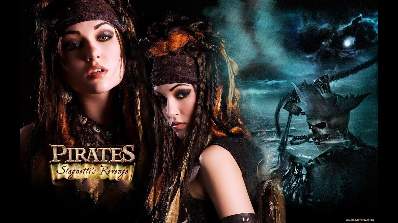pirates ii: stagnettis revenge
