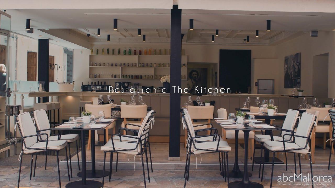 Restaurant The Kitchen in Palma, Mallorca - YouTube