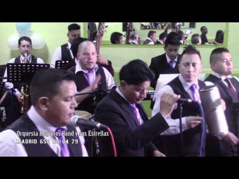 Cumbias Orquesta Huguitos Band y sus Estrellas - Madrid