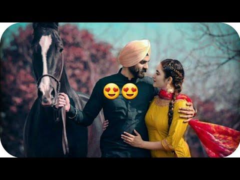 New Punjabi Romantic Whatsapp Status Video | Latest Punjabi Song Status Video 2019 | Romantic Status
