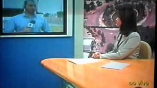 TV Centro América (Tangará da Serra)- Resumo MTTV 1ª edição (Julho/2011)