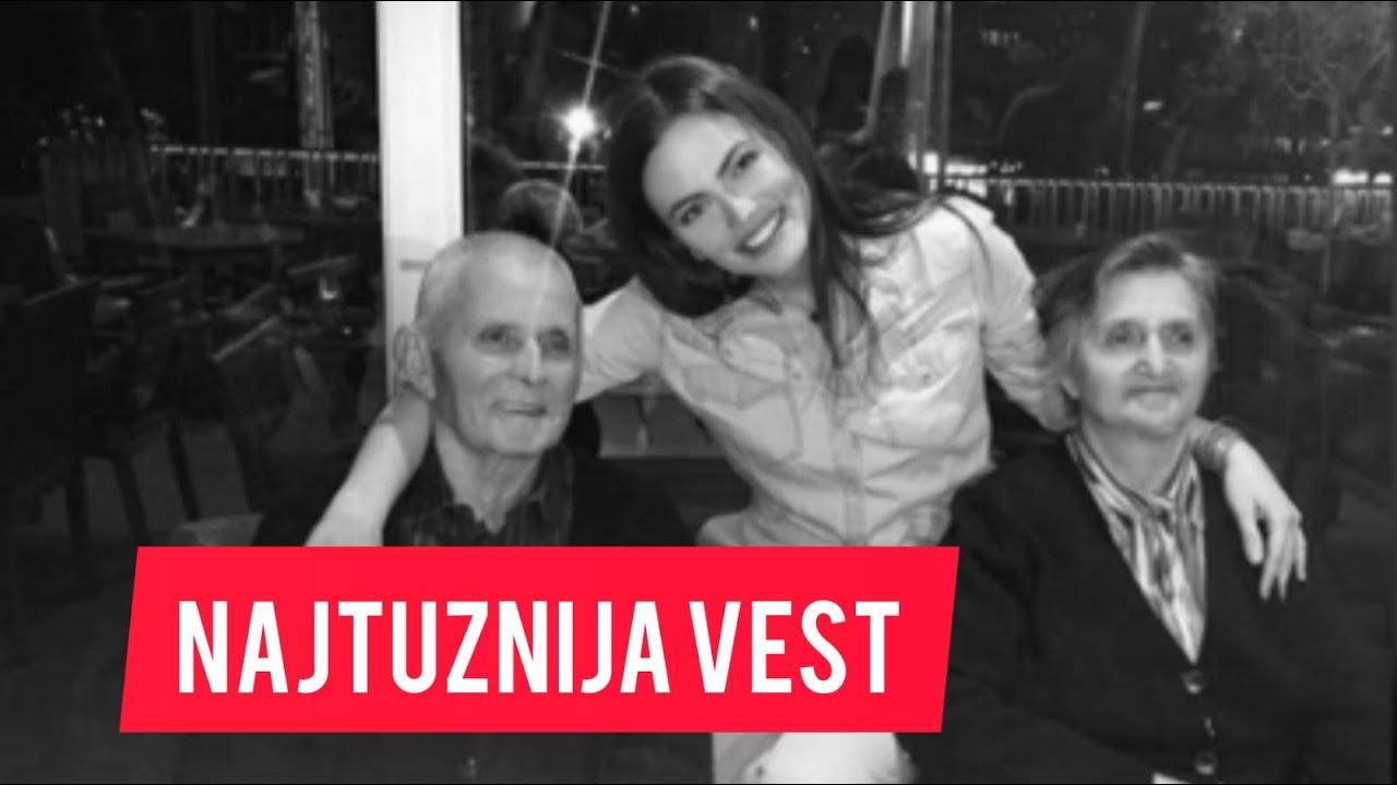 UMRO JE njen oslonac! Ni majka ni otac vec DEKA I BAKA su odgajili Milicu Pavlovic! Suze same idu