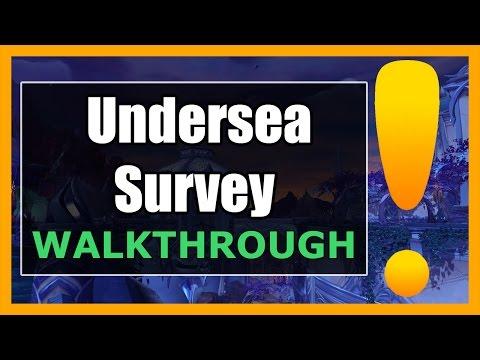 Undersea Survey WoW | Suramar World Quest Guide
