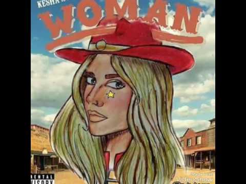 Kesha - Woman ft. The Dap-Kings Horns (Audio)