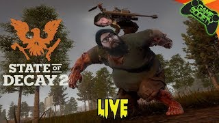 State of Decay 2 LIVE - Game Society