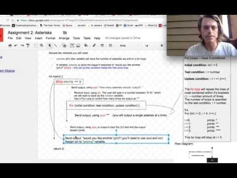 Asterisks Printing Program in C++