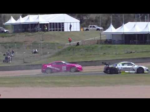 2010 Bathurst 1000 Thursday: Australian GT Practice 2 Nissan Engine Gives Way