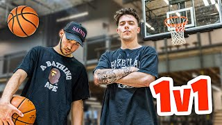 FaZe Adapt vs Adin Ross (Basketball 1v1)