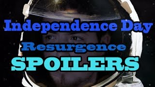 Independence Day 2 Review (Spoilers)