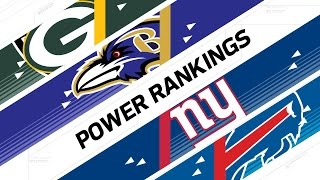 Week 14  Power Rankings | NFL Now