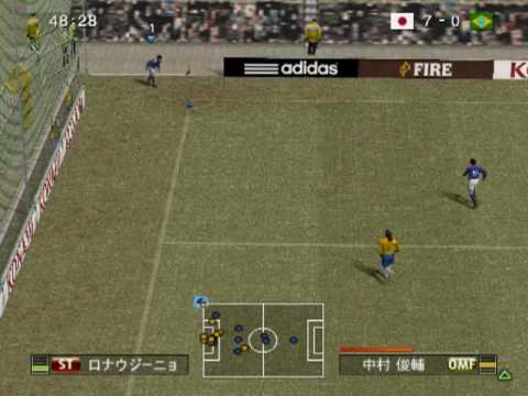 TAS Pro evolution soccer 2008(J) NOT Japan National Football Team