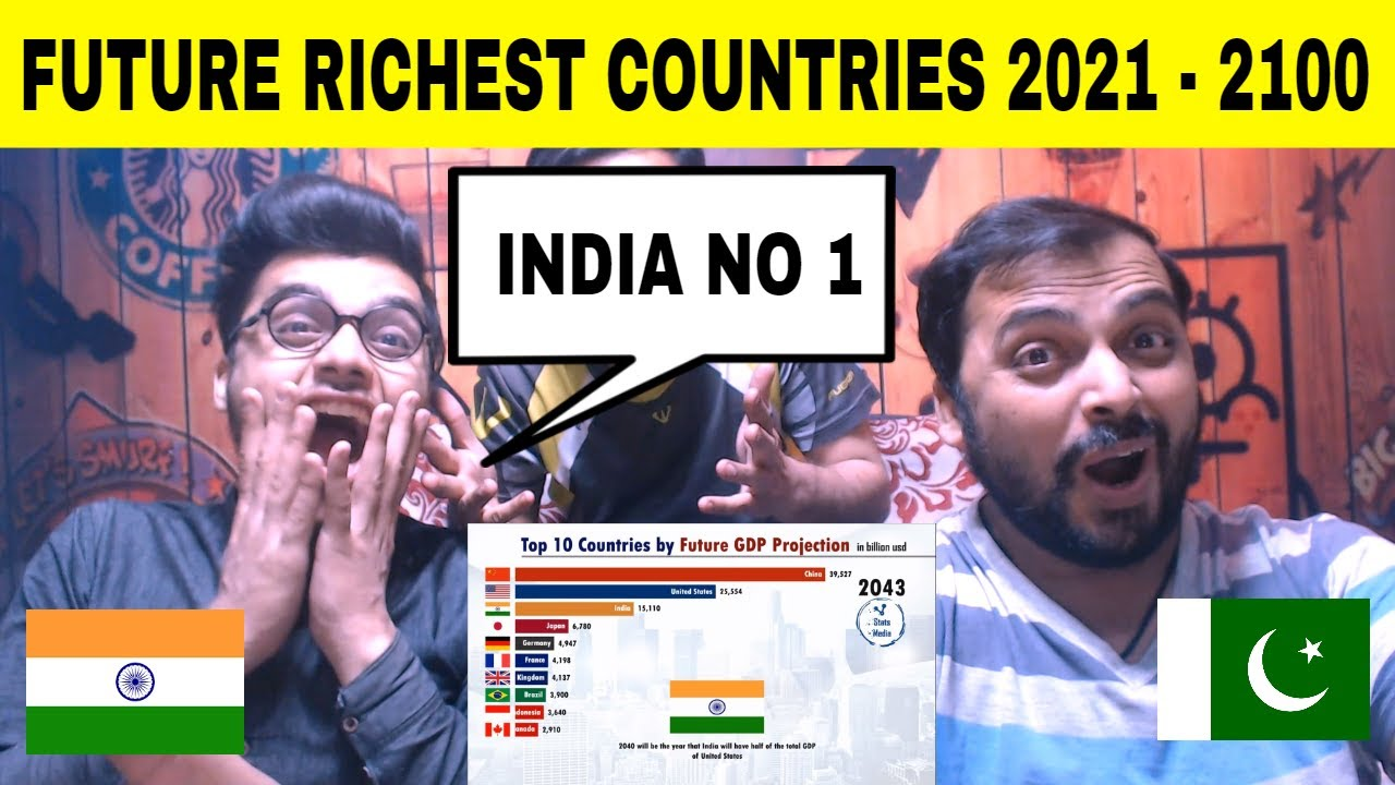 Download World's Richest Countries in the Future (2020-2100)   pardee.edu By Pakistani Reaction