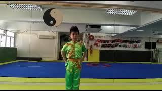 Publication Date: 2021-02-19 | Video Title: 香港普通話研習社科技創意小學—黃尊—中華棍術