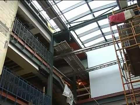 Bucknell Bookstore Under Construction- Lewisburg, PA (Season 2.6)