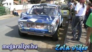 Rallye Guru Team .  Dorogháza Ladás Autóztatás .  Oláh László  & Fodor Ernő Thumbnail