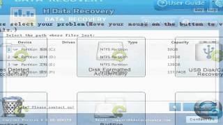 Formatted Memory Card Recovery - HData Recovery Master