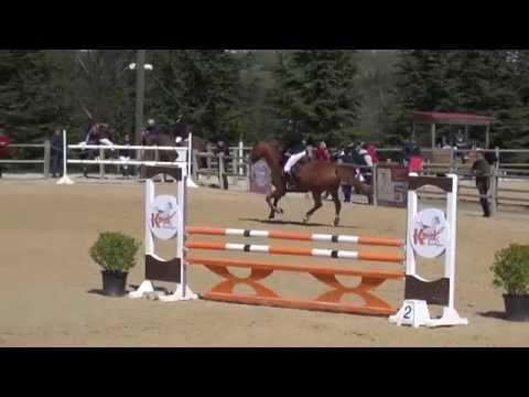 Ilona Super Amateur 3 vitesse 1m Centaure 5 avril 2015