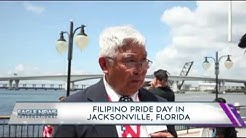 FILIPINO PRIDE DAY IN JACKSONVILLE, FLORIDA