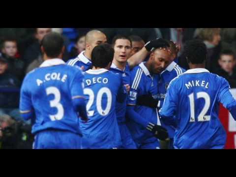 Chelsea FC Song - Ten Men Went To Mow