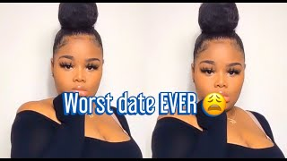 THE SHADE IS REAL!! Worst date EVER!! official story time | MUST SEE