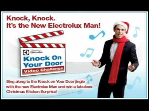 Electrolux Man Knock On Your Door Jingle