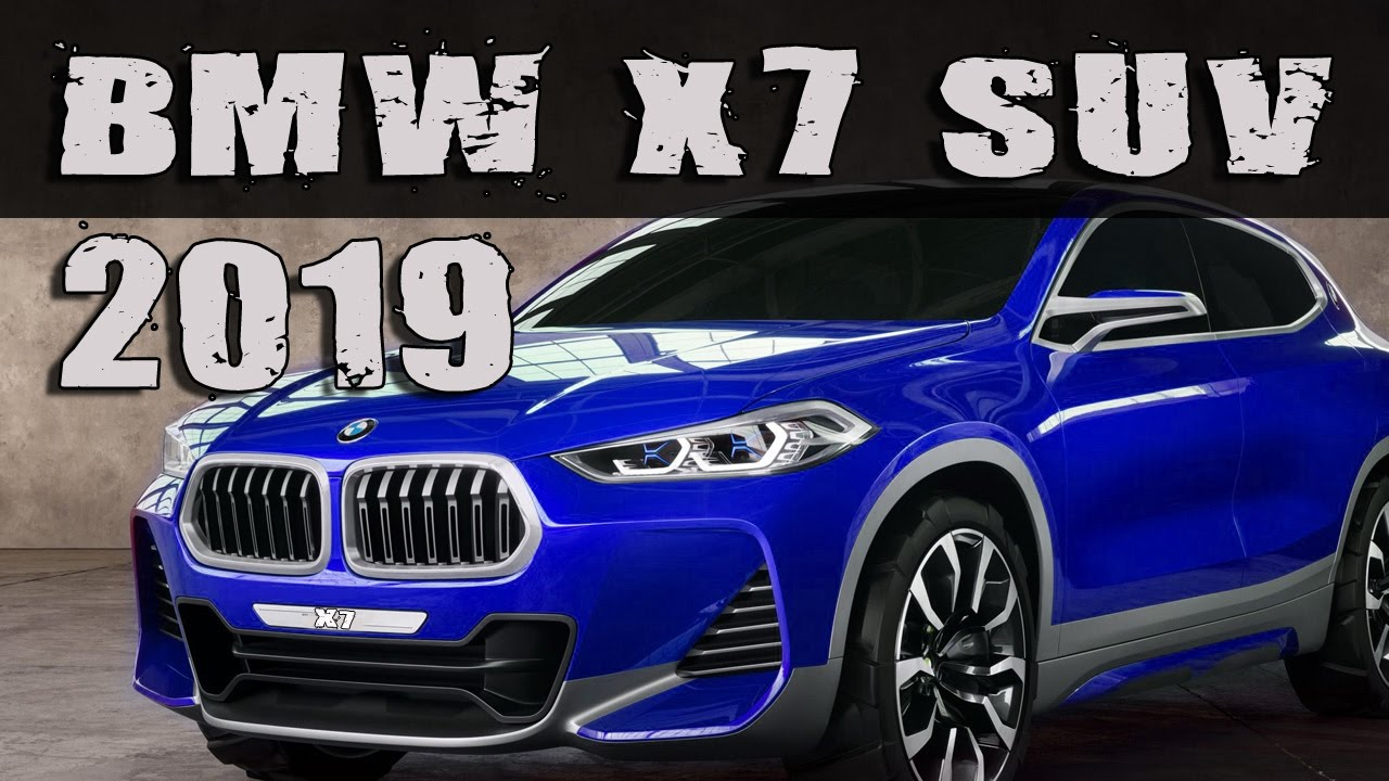 All New 2019 Bmw X7 Full Size Suv