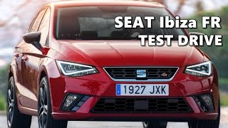 SEAT Ibiza FR (2017) Overview, Test Drive