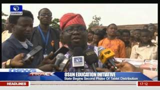 Osun State Begins Second Phase Of
