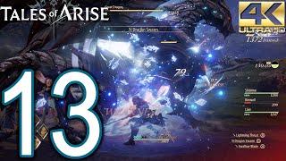 Tales of Arise PC 4K Walkthrough - Part 13 - Elde Menancia