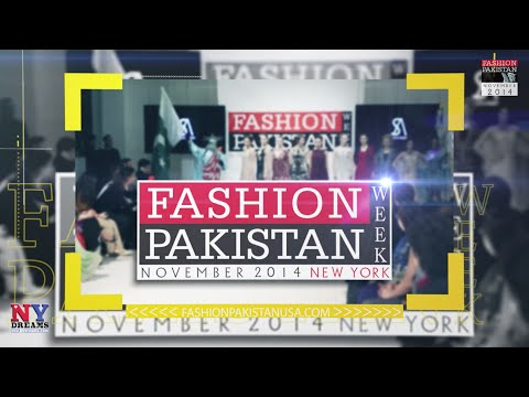 Highlights: Pakistan Fashion Week USA (Fashion Pakistan USA)