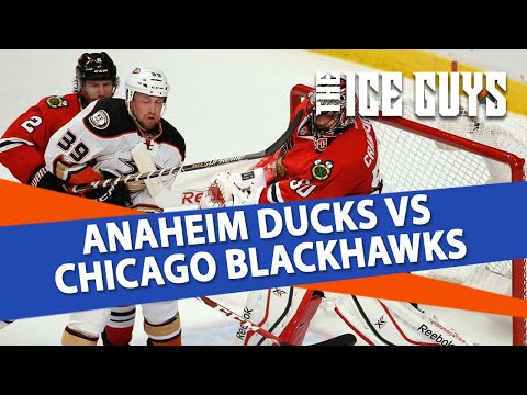 The Ice Guys Clip | Anaheim vs. Chicago | NHL Betting Free Picks
