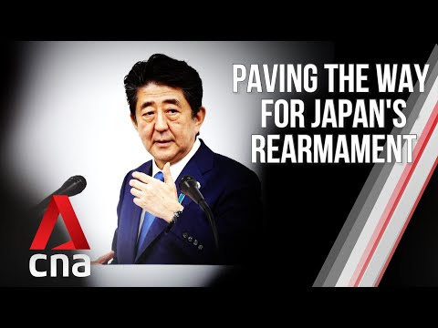 Will Shinzo Abe get support to rearm Japan? | Insight | Full Episode