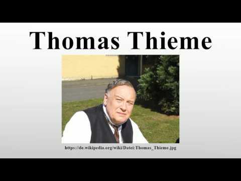 Thomas Thieme