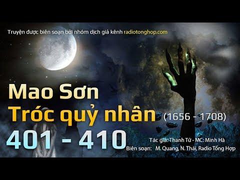 Mao Sơn tróc quỷ nhân - phần 401 - 410 (chương 1656 - 1708)