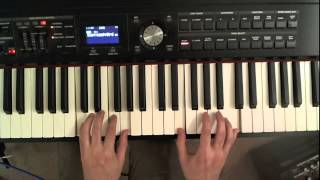 Piano and Guitar Harmony Lesson: Voicing Ideas using Sus4 and Sus2 Chords