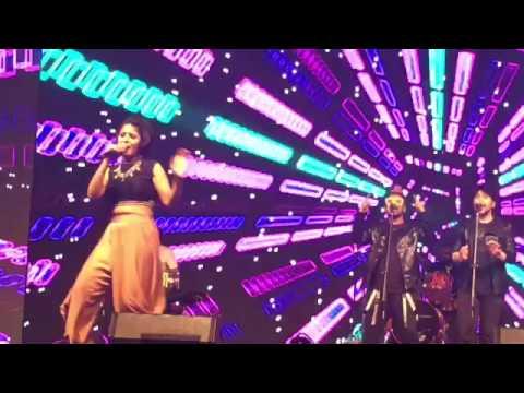 Sunidhi Chauhan Live Concert Dubai