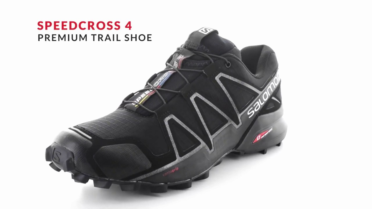 875e5ea2392585 Salomon Speedcross 4 Review - YouTube