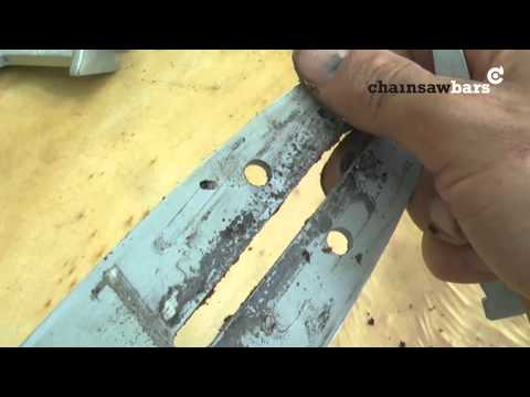 SPROCKET CARE - Chainsawbars