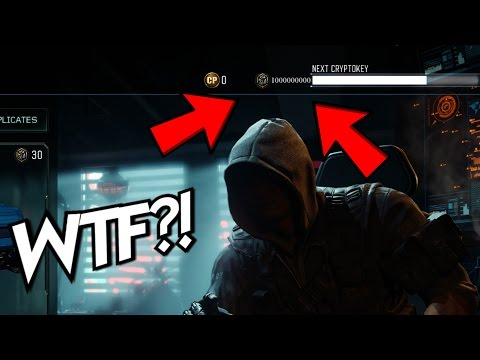 **NEW!! 100% FREE UNLIMITED CRYPTOKEY GLITCH** in BLACK OPS 3! BO3 UNLIMITED CRYPTOKEYS EASY!