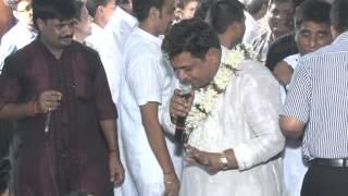 RAVI BERIWAL in Hoga Tumse Pyara Kaun Shyam Bhajan Video by KISHAN M 9708640300