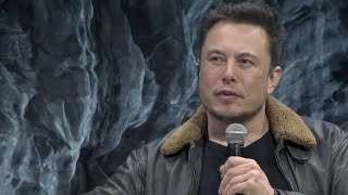 Elon Musk: we must colonise Mars to preserve our species after a third world war -  video